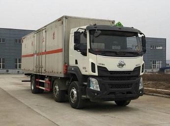CLW5251XZWL5 Hazardous Substance Transport Van