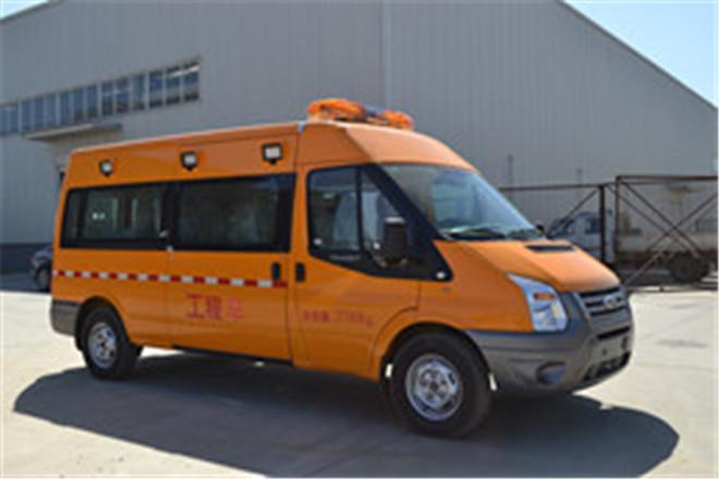 Beijing Anlong BJK5040XGC Engineering Vehicle with National V