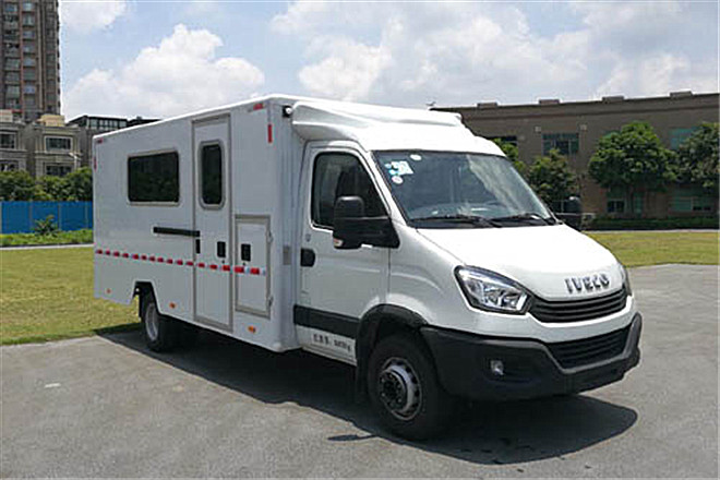Beidi ND5070XYL-EC5 Medical Vehicle